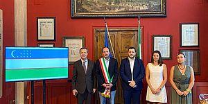 Ambasciatore Uzbekistan Vimini ed altri