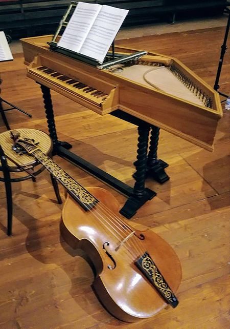 Strumenti per musica antica