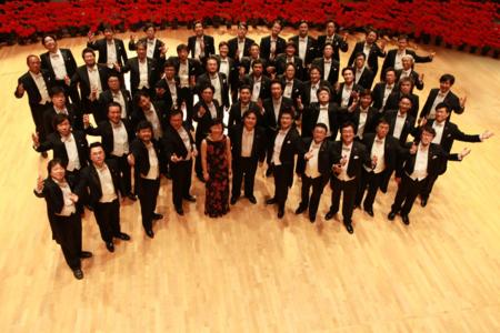 Maestri South Korean Voice Orchestra