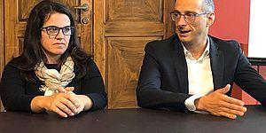 Ricci e Frenquellucci: «Da Politecnica delle Marche proposta per l'apertura di corso universitario a Pesaro»
