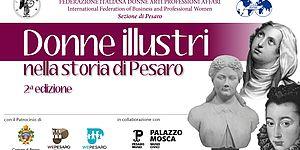Donne illustri nella storia di Pesaro Fidapa
