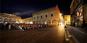 Il Rof in Piazza del Popolo