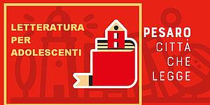 immagine tratta dalla locandina logo Pesaro Città che legge