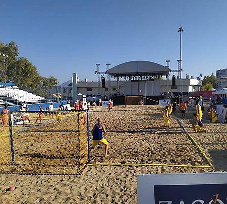 È aperto il bando per la realizzazione del logo dei Mediterranean Beach Games 2023