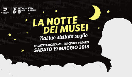 Banner La notte dei musei