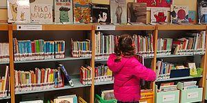 Biblioteca L. Braille Area Bambini