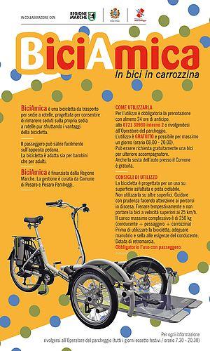 BiciAmica locandina