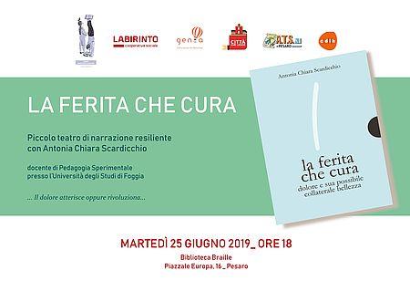 LA FERITA CHE CURA_locandina