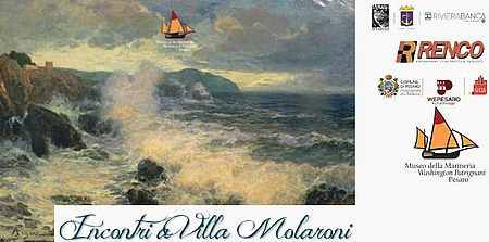 cartolina mare in burrasca particolare immagine locandina