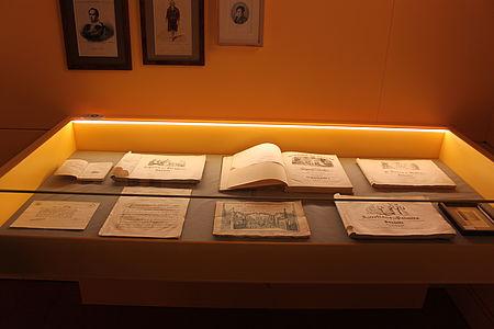 Museo Nazionale Rossini_allestimento