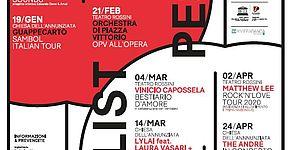 Playlist Pesaro