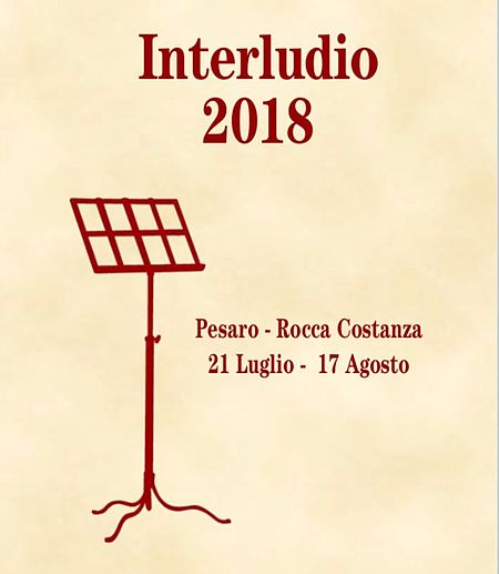 Logo Interludio 2018