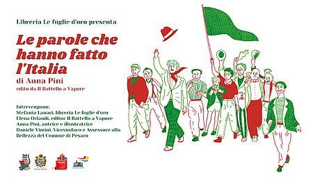 Le parole che hanno fatto l'Italia Locandina