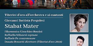 Premio Mario Tiberini Stabat Mater manifesto