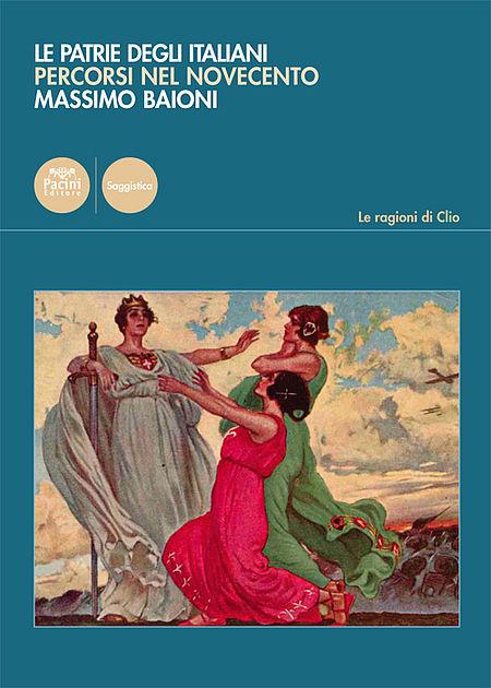 Le patrie degli italiani. Percorsi del novecento_copertina libro