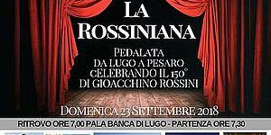 pedalata da Lugo a Pesaro nel nome di Rossini