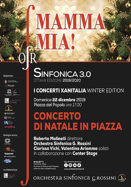 MAMMA MIA – Concerto di Natale in Piazza