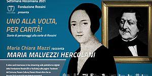 immagine di Maria Malvezzi Hercolani e Rossini