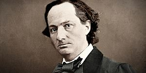 immagine di Baudelaire