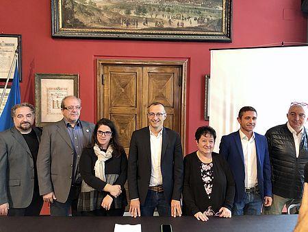 Pesaro Studi, Ricci: «Il 21 ottobre incontro con Stocchi a Urbino, delega a Frenquellucci rafforza percorso concreto per la città»