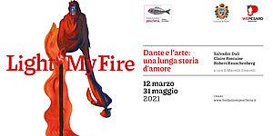 Light My Fire. Dante e l'arte: una lunga storia d'amore