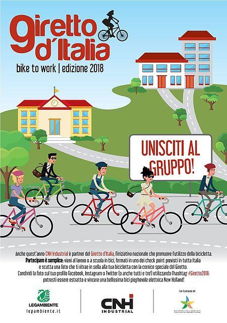 Giretto d'Italia 2018 locandina