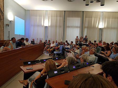 Ricci con Pietro Bartolo: «Con i tagli all'integrazione città meno sicure»