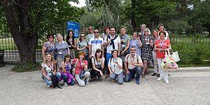 incontro di formazione con dirigenti e insegnanti finlandesi