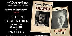 Le Voci dei Libri per il Giorno della Memoria