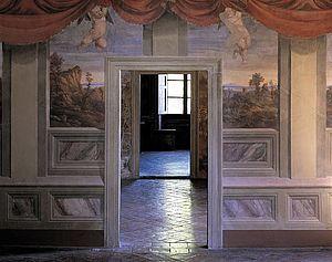 Interno Villa Imperiale