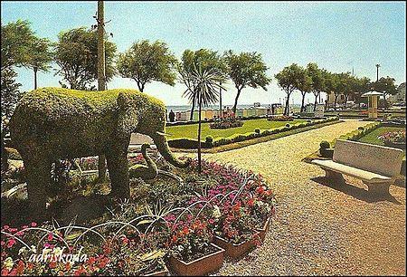 Presentazione dell'accordo per la riqualificazione dei giardini di via Colombo