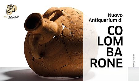 Colombarone inaugurazione Antiquarium
