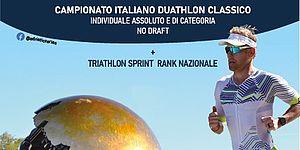 locandina campionati duathlon maggio 2021