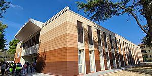 scuola di via Lamarmora
