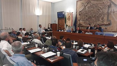 Approvata la convenzione tra ente parco San Bartolo e Comune di Pesaro per la gestione associata