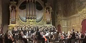 lL CORO DEL LICEO MUSICALE MARCONI