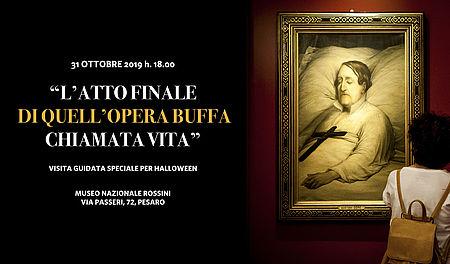Halloween al Museo Nazionale Rossini