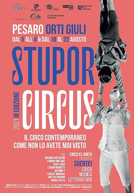 Stupor Circus 3° edizione