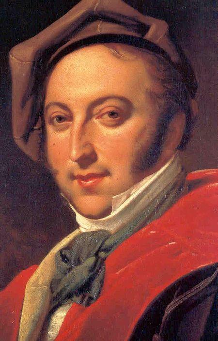 Ritratto di G.Rossini