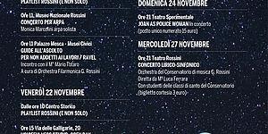 NOTTE BIANCA DELLA MUSICA. OGGI 17 NOVEMBRE