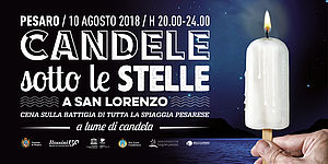 candele sotto le stelle 2018