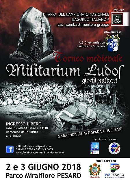 Militarium ludos