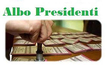 Presidente di seggio