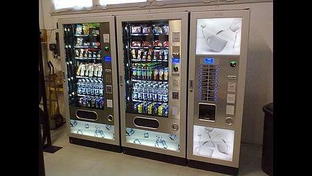 distributore automatico di bevande