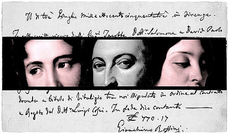 L'amore secondo Gioachino Rossini_locandina