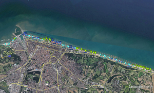 Copertura litorale Pesarese