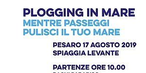 Plogging in mare, la camminata ecologica in acqua