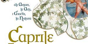Manifesto Caprile illuminata