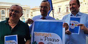 Ricci e Vimmi con programma dell'estate