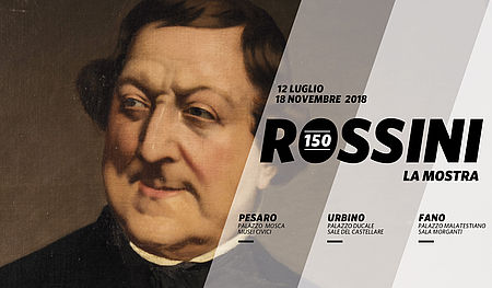 Rossini 150 grafica